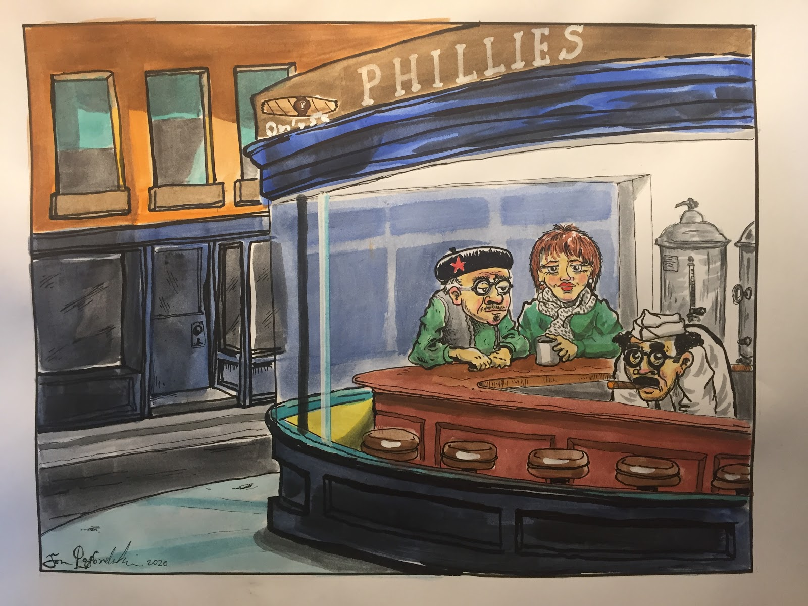 Jon Pogorelskin Phillies